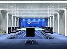 中国移动通信办公楼装修