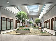 中国电子集团办公楼装修