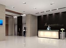 绍兴一建办公楼装修设计