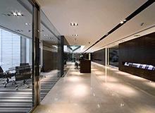 上海公园的地方办公楼装修