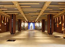 江西师范大学音乐厅办公室装修