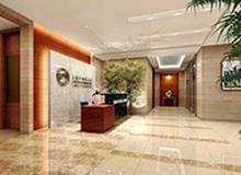 上海胸科医院办公室装修