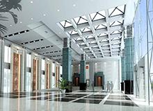 东湖区人民法院办公室装修设计