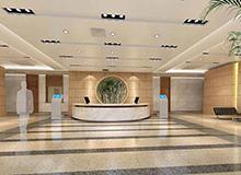 上海纪检委办公楼装修设计