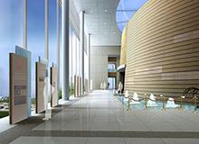 龙岩市政府办公室装修设计