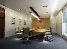 南昌市东湖区人民法院办公室装修设计