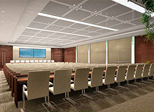 龙岩市政府会议室办公室装修设计