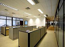 都市置业总部办公室装修