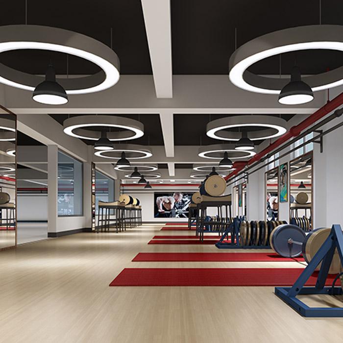 北京十二中学体育场馆装修